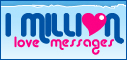 1 Million Love Messages Badge